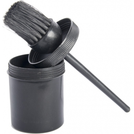 Hoof Oil Brush + Jar