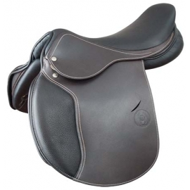 Selle Mixte Quercy Cuir